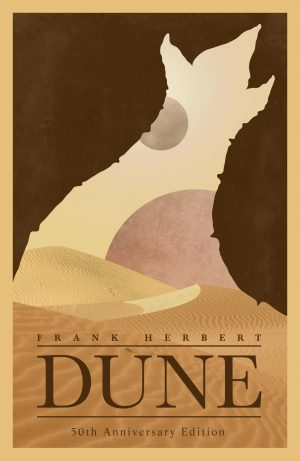 The cover of the book Dune by Frank Herbert
