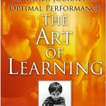 The cover of the book The Art of Learning by Josh Waitzkin