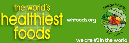 The World's Healthiest Foods, a non-profit organisation providing information on nutrition and diet
