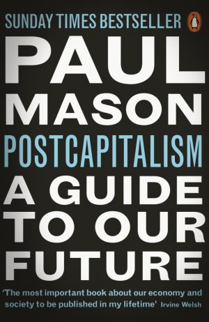 The cover of Postcapitalism by Paul Mason